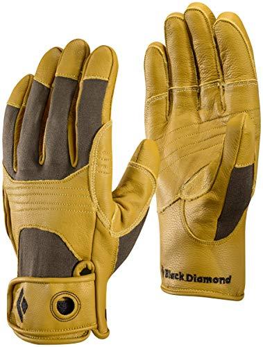 Black Diamond Transition Climbing Gloves, Natural, X-Small