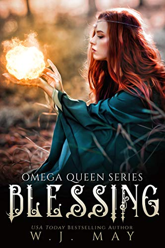 Blessing (Omega Queen Series Book 8) (English Edition)