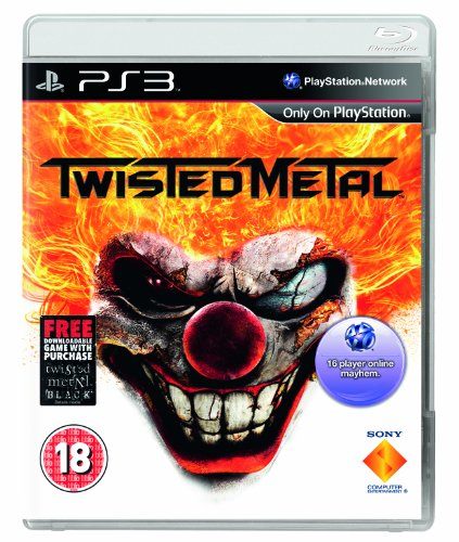 Twisted Metal  [Edizione: Regno Unito]