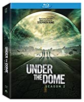 Under the Dome: Season Two [Blu-ray] [Import]