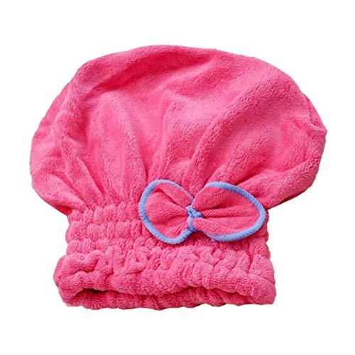 Irypulse 2 pcs Chapeau de Serviette pour S/èche Cheveux en Microfibre Jaune /& Bleu Serviette de Bain Turban Wrap Super Doux Absorbant S/échage Rapide pour Soin des Cheveux Mouill/és
