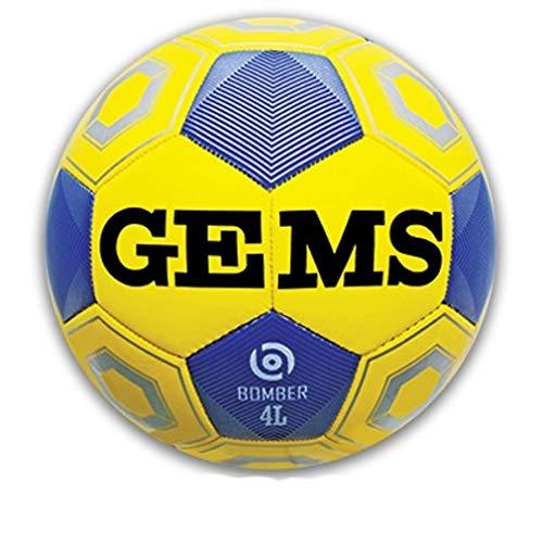GEMS Pallone Calcio Bomber 4 Light