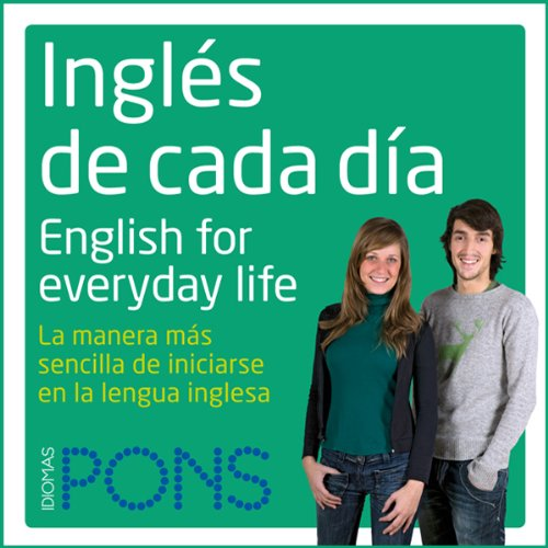 Inglés de cada día [Everyday English] Titelbild