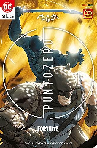 Batman Fortnite Punto zero 3