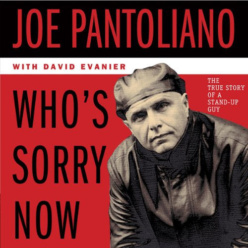 Who's Sorry Now audiobook cover art