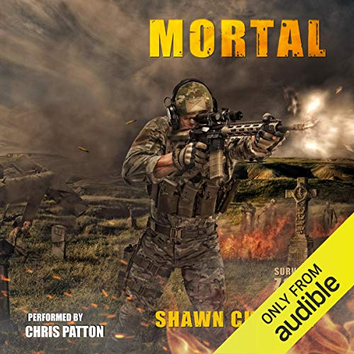 Mortal  By  cover art