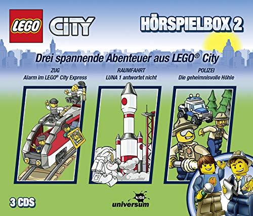 Lego City Hörspielbox 2
