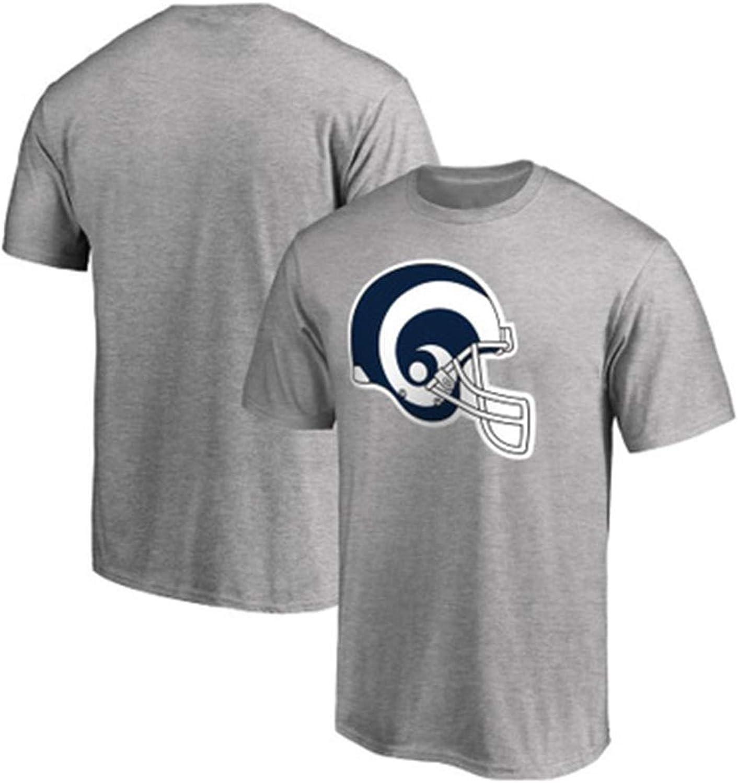 c8c23dcd828b JINLINE T-Shirt Men's BlackPantherRaidersSeahawks Mustang T-Shirt Soccer  Short-Sleeved Comfortable Comfortable Comfortable Breathable Tide Shirt  Basketball ...