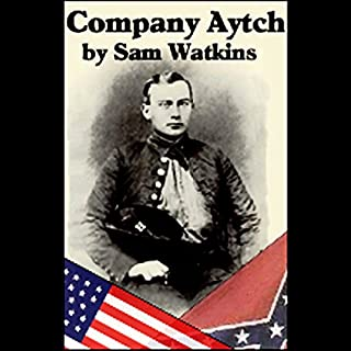 Company Aytch audiobook cover art