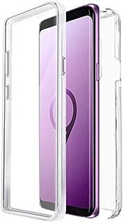 XUEYAN521 Telefono Caso Custodia S10 Cover in Silicone Originale Samsung Galaxy S 10 Plus//S 10 e Silky Custodia Protettiva per Il Retro Morbido al Tatto di Alta qualit/à S 10 S10 E-per S10-rosso