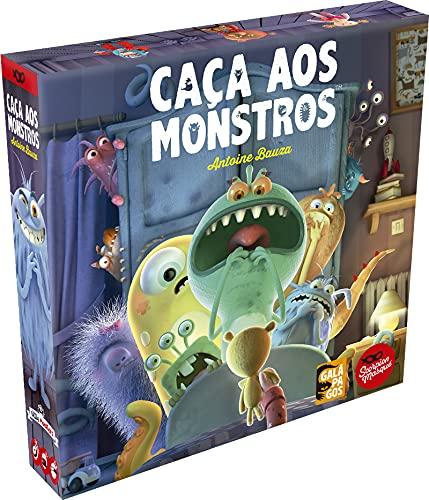 Caça aos Monstros | Jogo infantil
