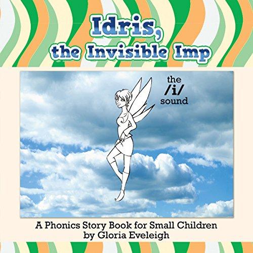 Idris, the Invisible Imp audiobook cover art