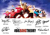 The Big Bang Theory Autogramm-Bild