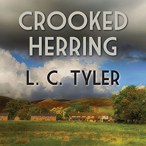 Crooked Herring audiobook cover art