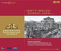 Semperoper Edition: Earliest Postwar Dresden Recor