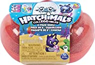 HATCH 6 SAPPHIRE SPRINGS HATCHIMALS: The only way to add Sapphire Springs Hatchimals to your collection is with this 6-Pack Shell! Lift the glittery lid and you'll discover 6 seashell-shaped eggs! Use your love and care to rub the purple heart until ...
