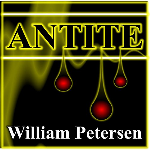 Antite audiobook cover art
