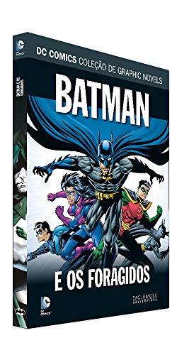 Dc Graphic Novels Ed. 134 - Batman E Os Foragidos