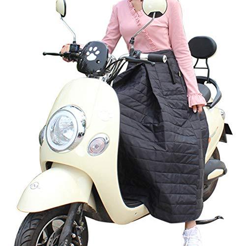 Daybreak Protector de piernas para moto, protección contra la intemperie y el viento, para motocicleta