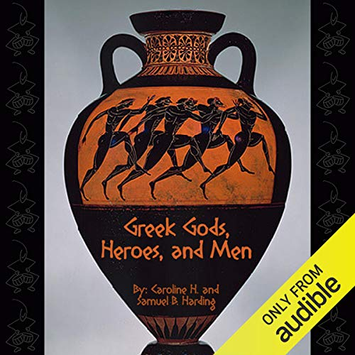 Greek Gods, Heroes, and Men cover art