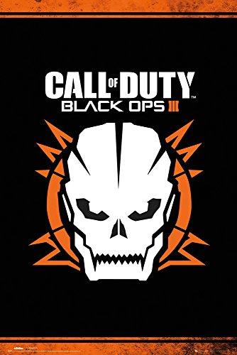 GB Eye 61x 91,5cm Call of Duty Black Ops 3Totenkopf Maxi Poster, Mehrfarbig