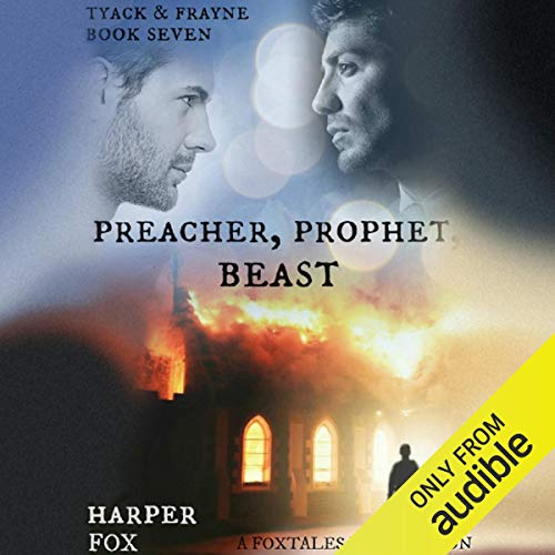 Preacher Prophet Beast  By  cover art