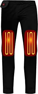 ActionHeat 5V Base Layer Battery Heated Pants for Women – Electric Heating Pants with Tri-Zone Heating Panels - Heated Trouser for Cold Weather Outdoor Camping, Hiking, Motorcycling