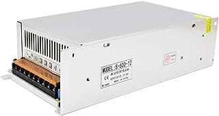 Schakelende Voeding DC 12V 50A 600W Universele Stroomvoorziening Schakelen AC-DC Stroomadapter Transformator voor CCTV Cam...