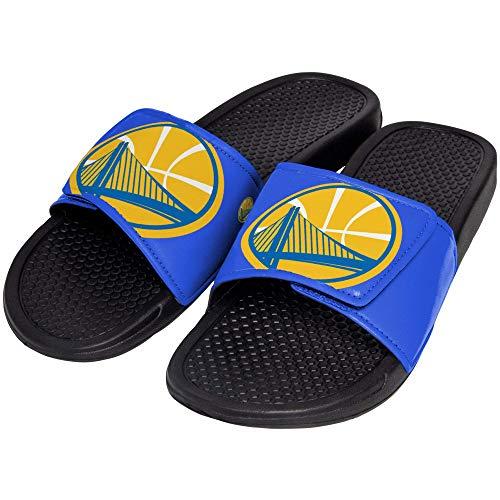 FOCO NBA Unisex - Big Logo Slide Flip Flops Sandals