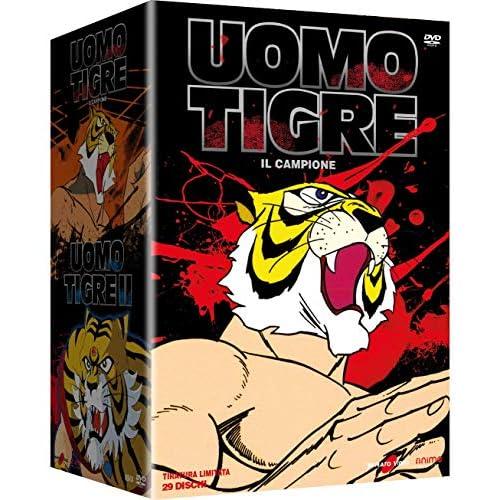 Uomo Tigre-La Serie Completa-Esclusiva Amazon (Box Set) (29 DVD)