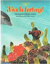 ¡Viva la tortuga! (Gongoli) (Spanish Edition)