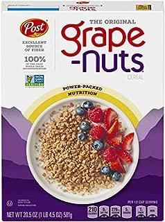 Best fiber grape nuts Reviews