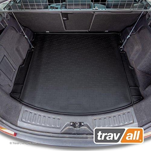 Travall Liner Kofferraumwanne TBM1127 - Maßgeschneiderte Gepäckraumeinlage mit Anti-Rutsch-Beschichtung