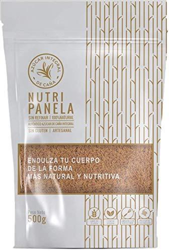 PANELA - Pack 10 Unidades de 500g(2.19€/und)- Azúcar de caña