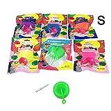 Juguete Inflable de Gran tamaño Bola de Playa de Burbujas Globo de Agua TRP Transparente Water Polo Juguete de Entretenimiento Familiar