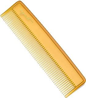 AUGUST GROOMING Pocket Comb in Honey