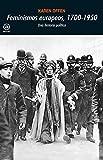 Feminismos europeos 1700-1950. Una historia política: 355 (Universitaria)