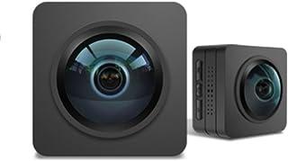 MATECam X2 360°全天球カメラ アクションカメラ スポーツカメラ 4K WIFI対応 1080P 800万画素 画像安定化 ドライブレコーダー可能 Gセンサー/重力センサー機能 動体感知