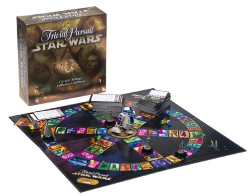 Trivial Pursuit: Classic Trilogy Collector's Edition