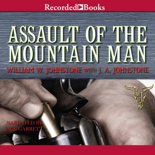 Assault of the Mountain Man audiobook cover art