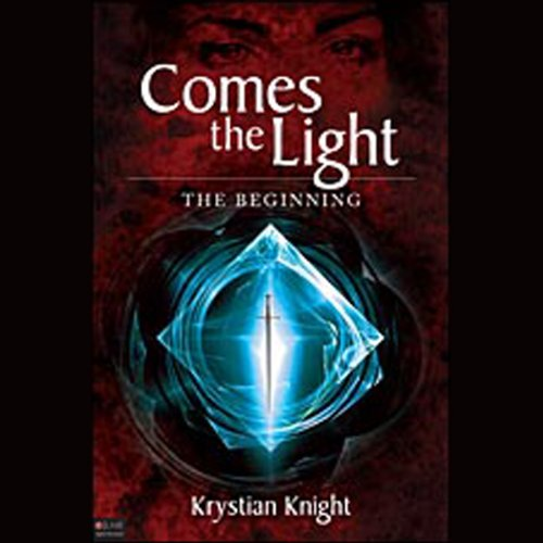 Comes the Light audiobook cover art