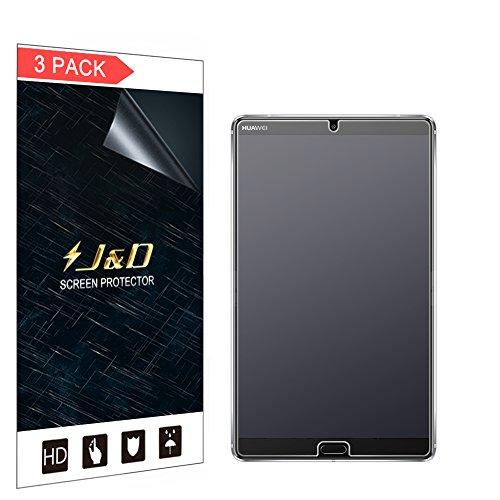 JundD [3er Packung] Huawei MediaPad M5 8.4 inch Bildschirmschutzfolie, [Antireflektierend] [Anti Fingerabdruck] Hochwertige Matte Folie Schutzschild Bildschirmschutzfolie für Huawei MediaPad M5 8.4 inch
