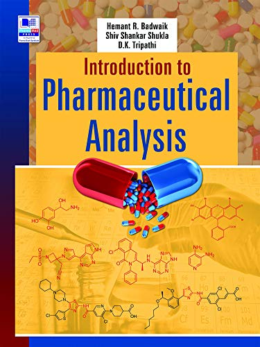 Introduction to Pharmaceutical Analysis (English Edition)