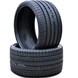Set of 2 (TWO) Atlas Tire Force UHP All-Season High Performance Radial Tires-285/25R22 95Y