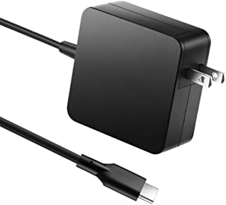 Feirsh 87W USB-C Power Adapter, 90W Type C AC Laptop Charger Cord Replacement for MacBook Pro,HP,Dell,Lenovo and Other USB C Laptops Pads or Phones