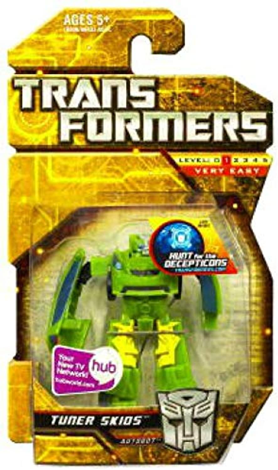 Tuner Skids  Transformers Hunt For The Decepticons Legends Action Figure