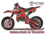 Motorbimbo Nitro Motors Minicross Apollo Nero