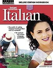 Instant Immersion Italian: Deluxe Edition Workbook (Italian Edition)