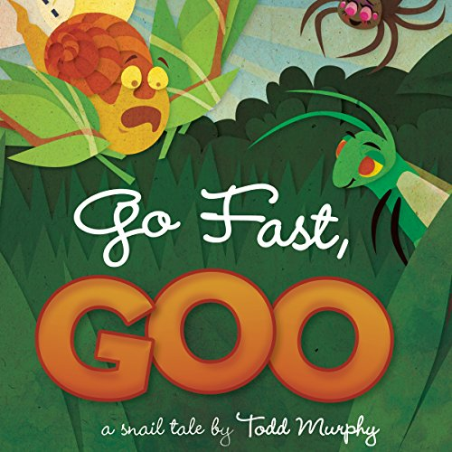 Go Fast, Goo audiobook cover art