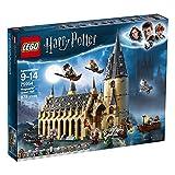 LEGO 75954 Harry Potter Die große Halle von Hogwarts, Geschenksidee für Zauberwelt-Fans, Bauset für Kinder